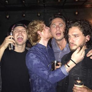 Ed Sheeran, Instagram