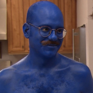 Arrested Development, Tobias, Blue Man Paint