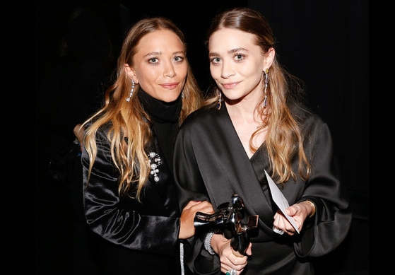 Ashley Olsen, Mary-Kate Olsen, CFDA 2015