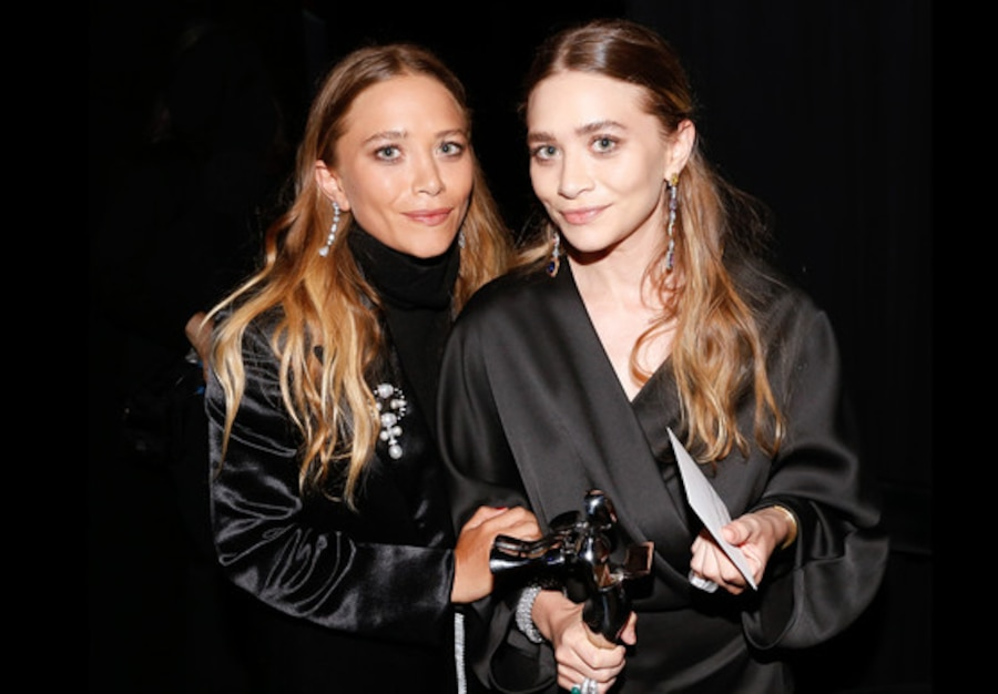 Ashley Olsen, Mary-Kate Olsen, CFDA 2015