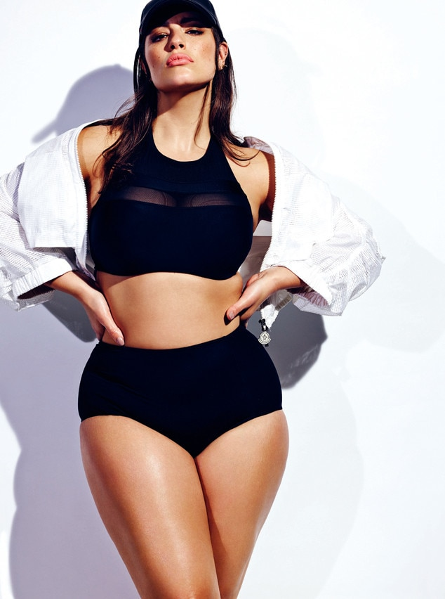 Ashley Graham, Elle UK