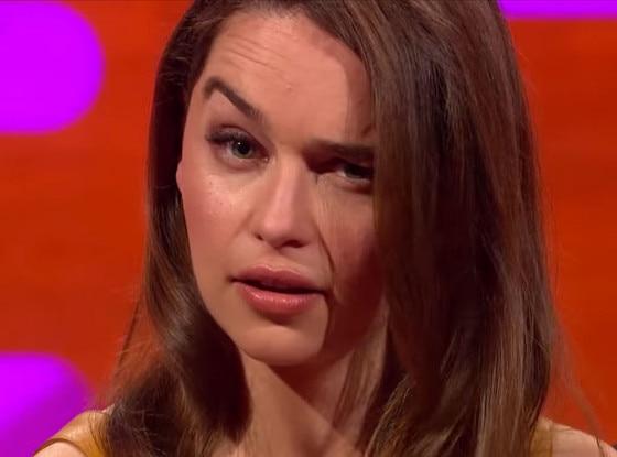 Emilia Clarke, Graham Norton Show