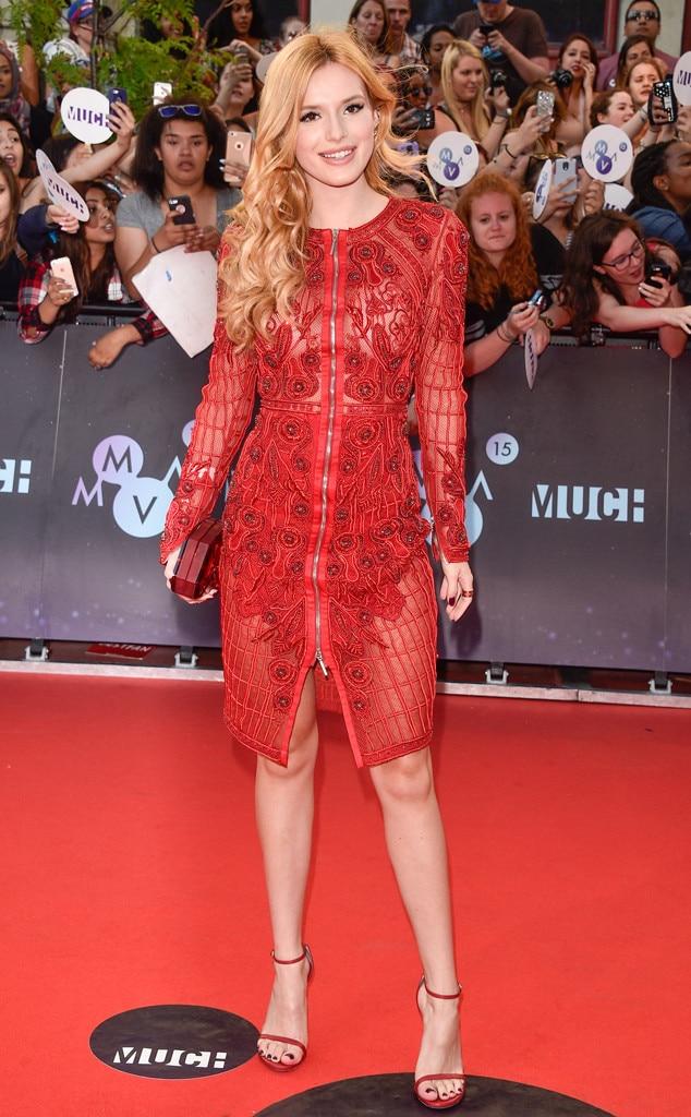 Bella Thorne, 2015 MuchMusic Video Awards