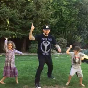 Nicole Richie, Joel Madden, Kids, Instagram
