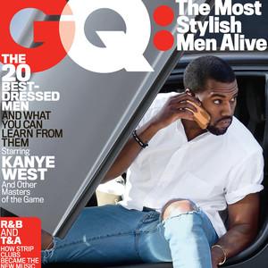 Kanye West, GQ Magazine