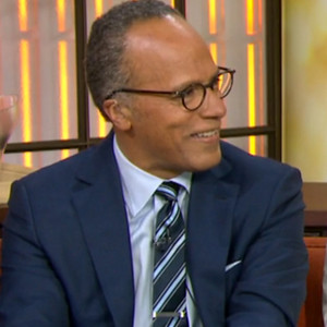 Lester Holt, The Today Show