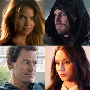 Arrow, Teen Wolf, The Affair, Pretty Little Liars