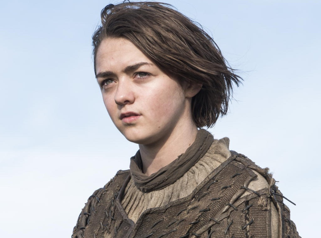 Game Of Thrones Finale, Maisie Williams, Best TV Quotes