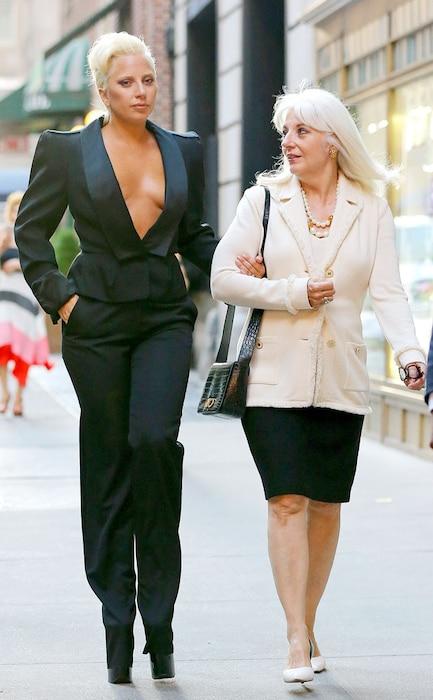 Lady Gaga, Cynthia Germanotta