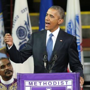 President Obama, Charleston Funeral