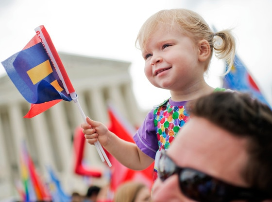 SCOTUS gay marriage ruling celebration
