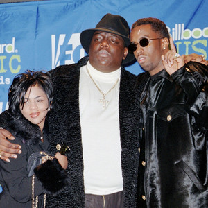 "Lil Kim, Sean ""Diddy""Combs, Notorious B.I.G"