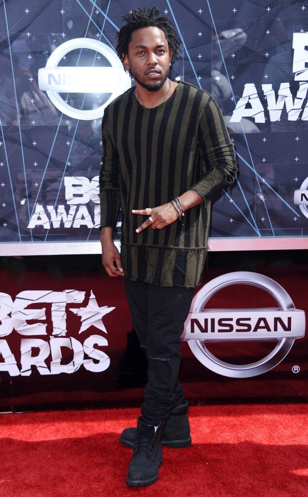 Kendrick Lamar, Grammy Nomination 2016