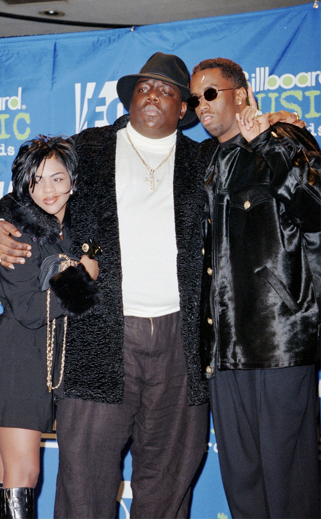 "Lil Kim, Sean ""Diddy""Combs, Notorious B.I.G"