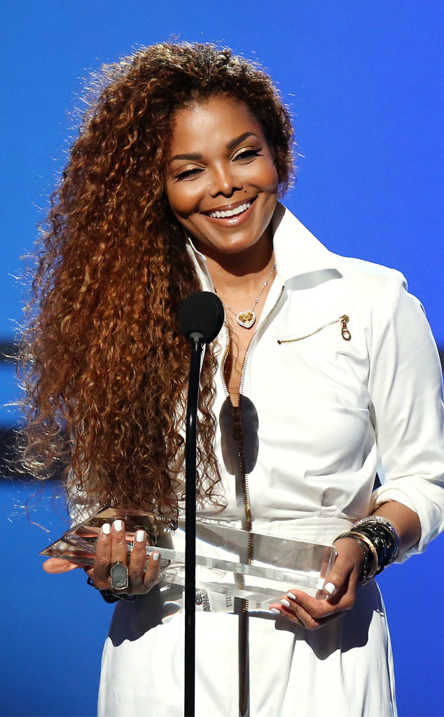 Janet Jackson, 2015 BET Awards
