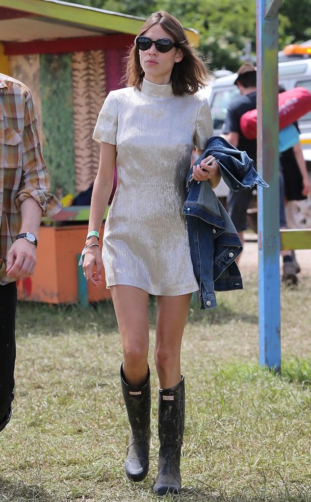 Festival Style: Glastonbury 2015