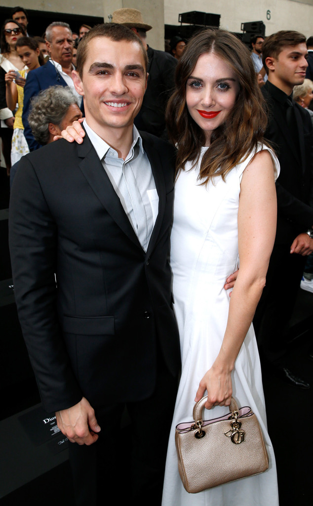 Dave Franco, Alison Brie, Engaged