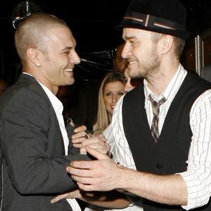 Kevin Federline, Justin Timberlake