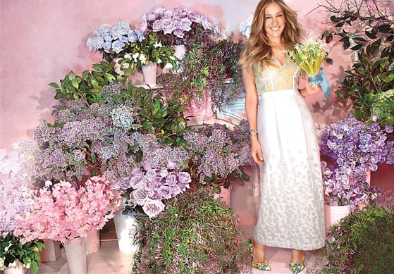 Martha Stewart Weddings: Sarah Jessica Parker Covers Martha Stewart Weddings
