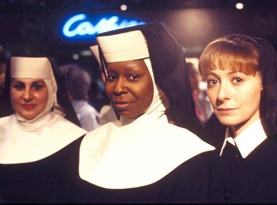 Sister Act, Whoopi Goldberg