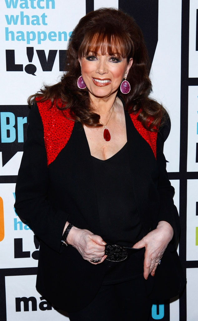 Jackie Collins, WWHL