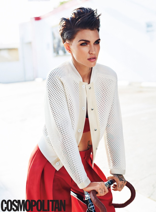 Ruby Rose Talks Sexuality Gender Fluidity And How She