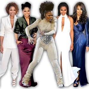Janet Jackson, Best Looks