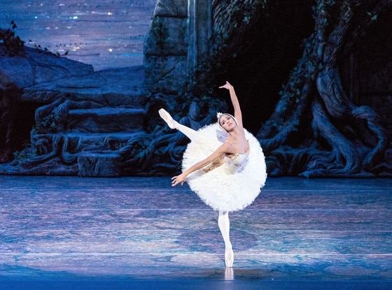 Misty Copeland, Swan Lake