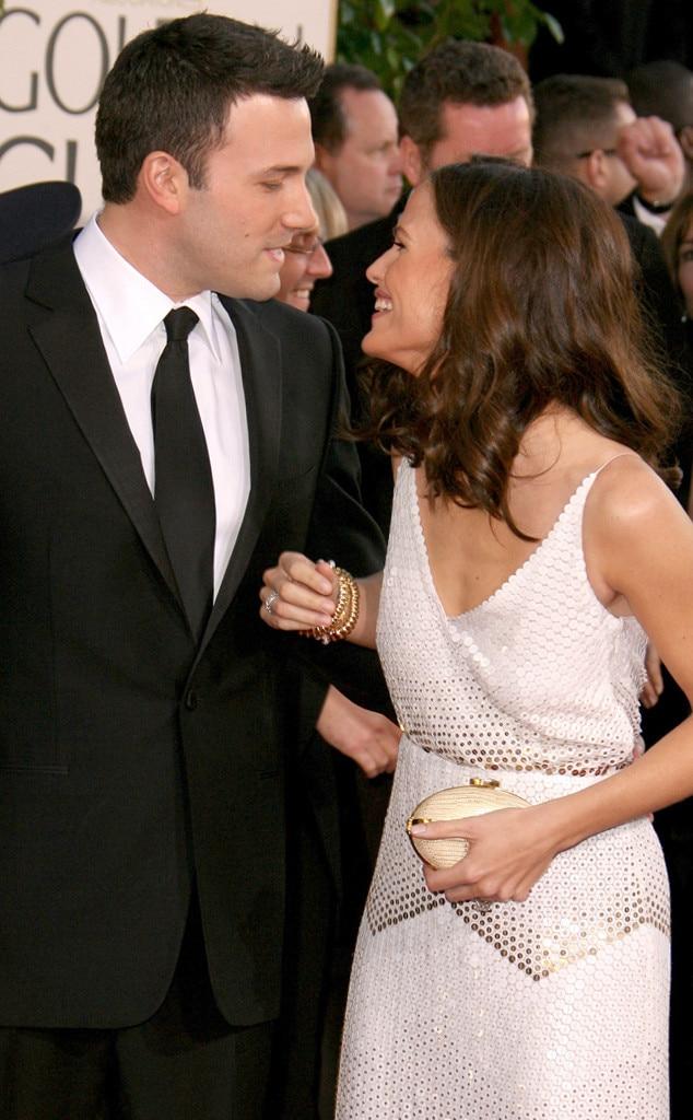 Ben Affleck, Jennifer Garner, 2007