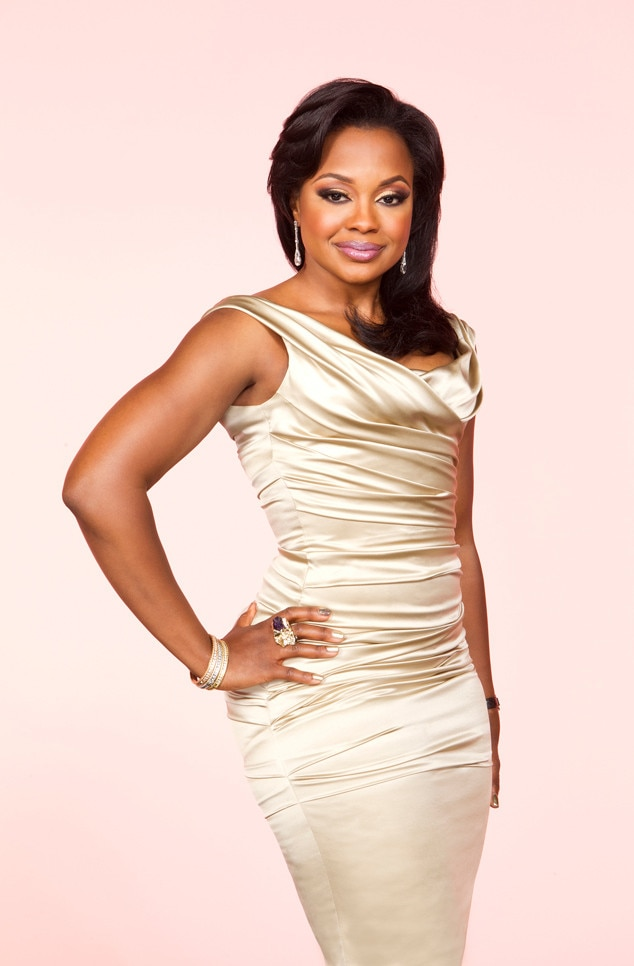Phaedra Parks, Real Housewives Atlanta