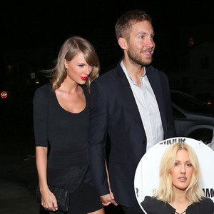 Taylor Swift, Calvin Harris, Ellie Goulding