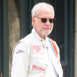 David Letterman, Beard **do not post till 6pm PST 6/4