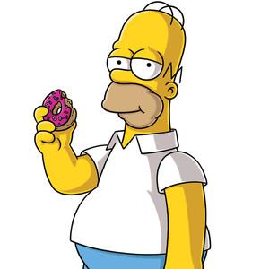 Homer Simpson, The Simpsons, National Doughnut Day