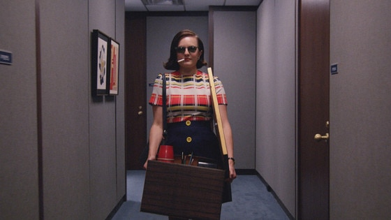 Elisabeth Moss, Mad Men