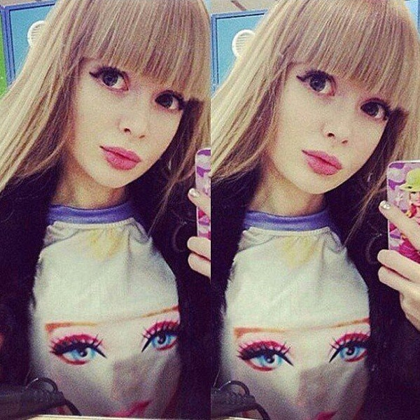 Meet The Newest Human Barbie Angelica Kenova And See Her