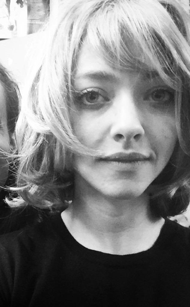 Amanda Seyfried Hair Instagram