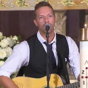 Chris Martin, Coldplay, Beau Biden Funeral
