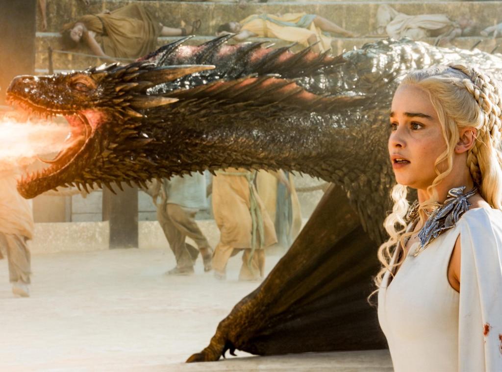Game of Thrones, Emilia Clarke, Best TV Quotes