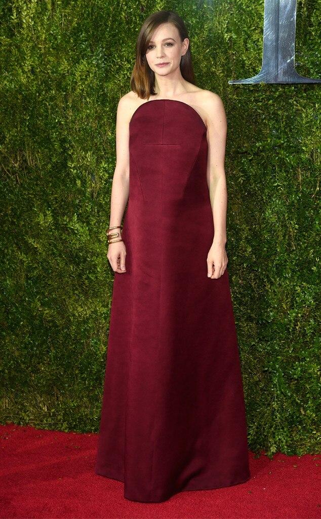 Carey Mulligan, 2015 Tony Awards