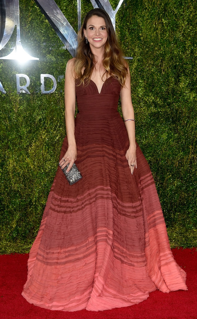 Sutton Foster, 2015 Tony Awards