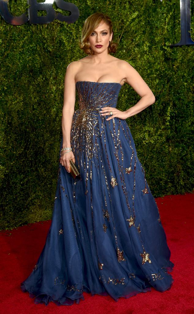 Jennifer Lopez, 2015 Tony Awards