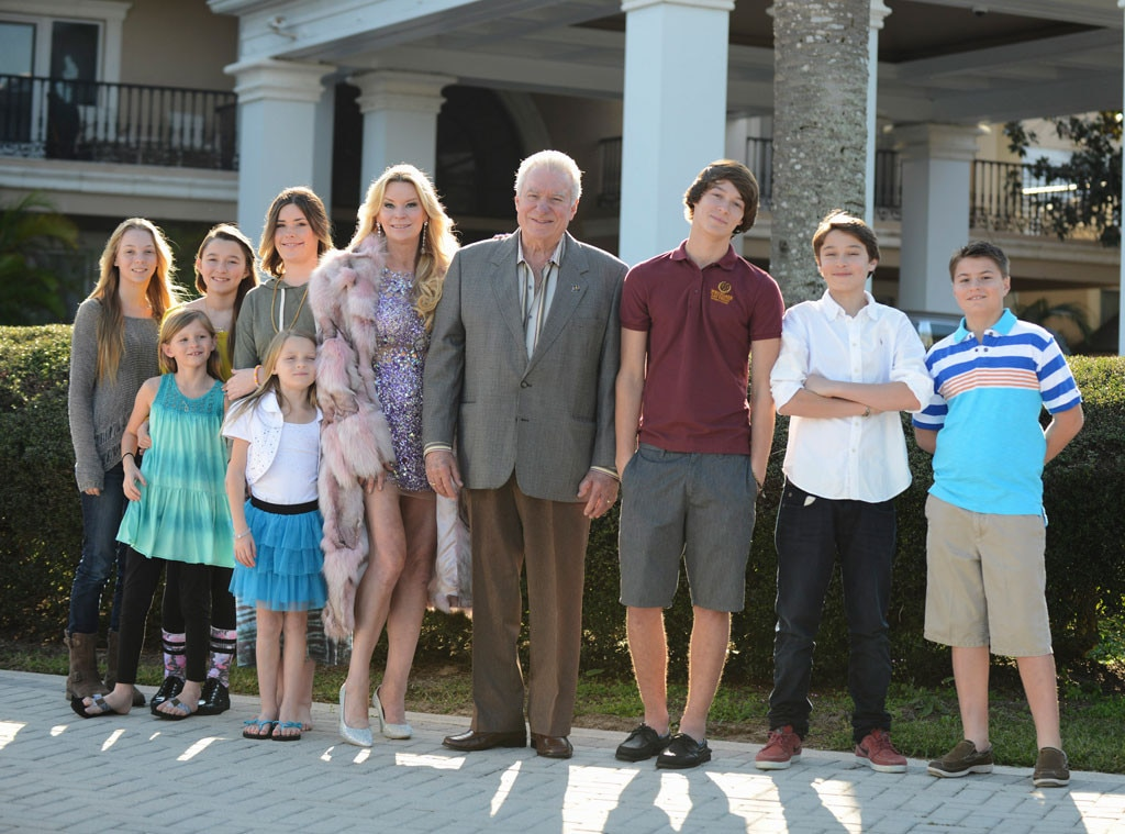 Queen of Versailles, Family