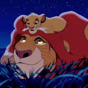 The Lion King, Simba, Mufasa