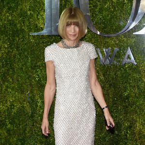 Anna Wintour, 2015 Tony Awards