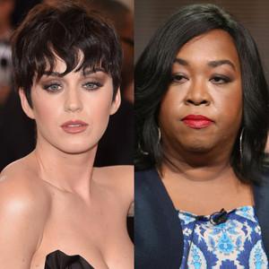 Shonda Rhimes, Katy Perry