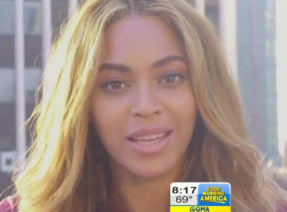 Beyonce, GMA