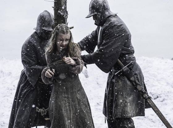 Kerry Ingram, Shireen Baratheon, Game of Thrones, Episode 509