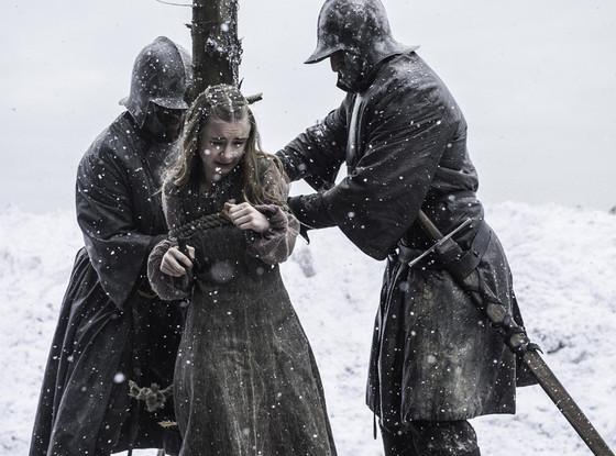Kerry Ingram, Shireen Baratheon, Game of Thrones, Episode 509