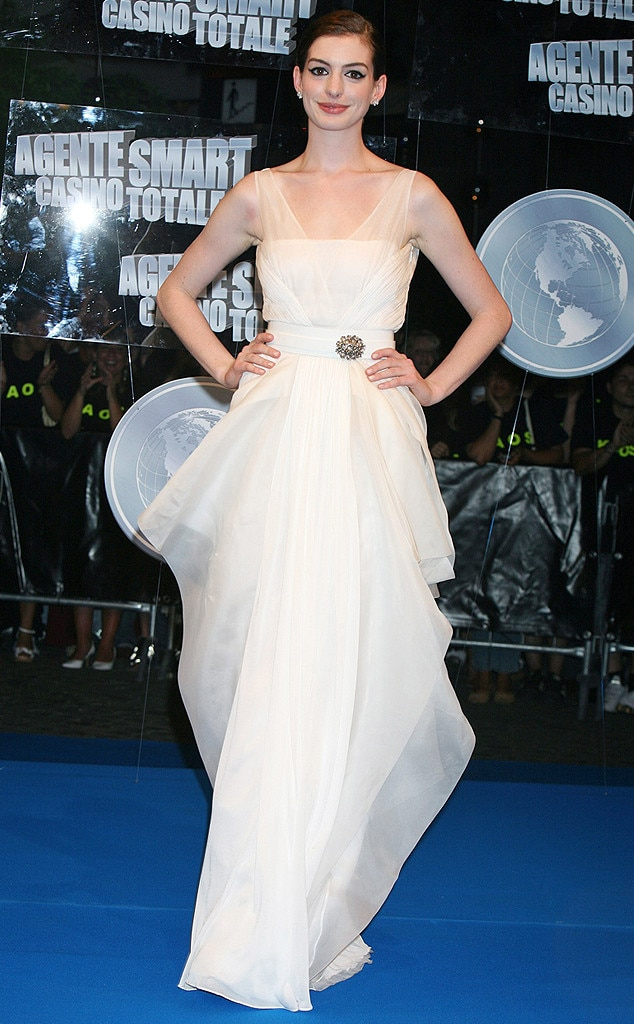 Anne Hathaway From 17 Red Carpet Dresses That Could