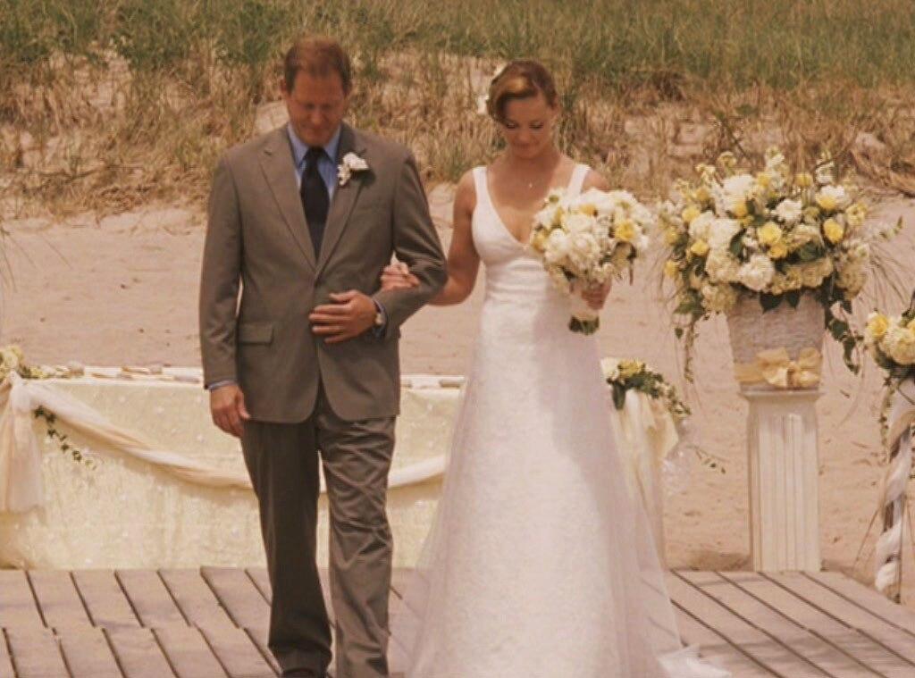 27 Dresses From Best Tv Movie Wedding Dresses E News